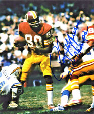 Roy Jefferson Washington Redskins Autographed 8x10 72 NFC Champs Inscription