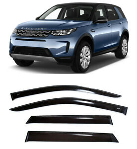 For Land Rover Discovery Sport Window Side Visors Sun Rain Guard Vent Deflectors