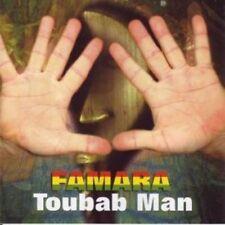 Famara - Toubab Man REGGAE CD NEU OVP