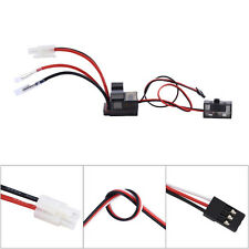 Brushed Brush 320A Speed Controller ESC RC Car Truck Buggy Boat 1/8 1/10