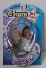NEW e-kara Duet headset   NOTE:  Requires the e-kara Pro set or Microphone
