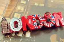 United Kingdom UK London Tourist Travel Souvenir 3D Resin Fridge Magnet Craft