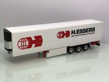 Herpa H. Essers Decals Kühlkoffer Auflieger medi 3-achs weiß (Mo4901) -Eigenbau