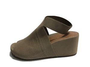 Gentle Souls, Gisele Womens Wedge Sandal US7 M