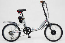 Bicicleta eléctrica de acero