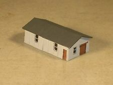 Z Scale Small Freight Yard Office