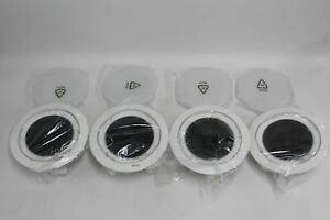 "JBL Professional Loudspeakers Model 8124 4"" Full Range In-Ceiling White x4 BNIB"