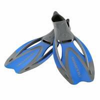 U.S. Divers Proflex Fx Size XL Diving Snorkeling Swimming Fins, Blue/Gray