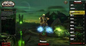 WoW Powerleveling Stufe 50-60 Shadowlands - World of Warcraft privat von Hand