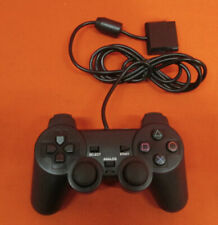 NEW Black Wired Replacement Controller For PlayStation 2 PS2 Slim Gamepad Joypad