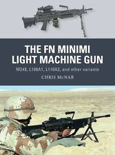 The FN Minimi Light Machine Gun: M249, L108A1, L110A2, and other variants [Weapo