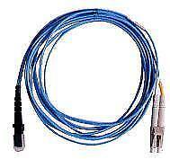 3m MTRJ - LC Duplex 50/125um/1.6mm 10Gig OM3 Multimode Patch Cable