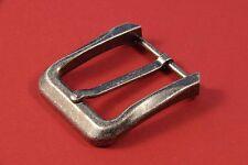 Gürtelschnalle 4 cm~Gürtelschliesse~Buckle~für Wechselgürtel~Herren Gürtel~GS01
