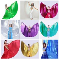 Belly Dance Wings Professional  Isis Wings Belly Dance Costume (With 2 sticks)