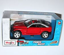 Maisto power racer Jeep Jeepster  highly detailed model licenced product