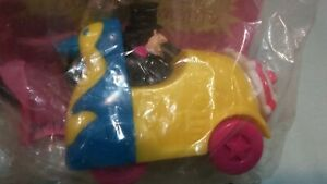 Vintage Rare McDonald's Batman The Penguin Umbrella Toy - New & Sealed