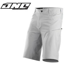 YOUTH ONE INDUSTRIES ATOM RIDING SHORTS MOUNTAIN BIKE MTB CYLE GREY
