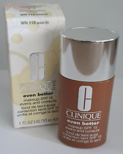 Clinique Even Better Makeup SPF15 WN 118 Amber 30ml