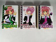 🎁 Lot Manga - Shugo Chara ! - Volume 3 à 8 - Edition Double - Non Intégrale  FR