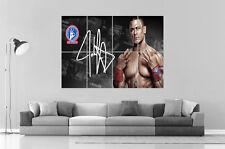 WWE JOHN CENA Wall Art Poster Grand format A0 Large Print
