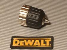 "DeWalt Cordless-Corded KeyLess 3/8""-24  Metal Chuck 330075-85,NEW"