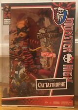 Monster High Power Ghouls TORALEI as CAT TASTROPHE New In Box Target Exclusive
