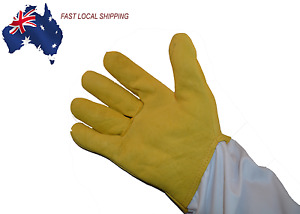 Beekeeping Golden sheepskin Beekeeping gloves XXL and XL avaliable
