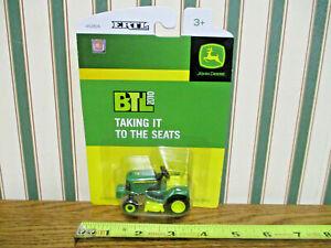 John Deere Plastic Lawn Mower 2010 BTL Expo Edition By Ertl 1/64th Scale >