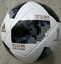 Fifa 2018 Telstar Football Signed By Evan Bush & Chris Duvall Montreal Impact