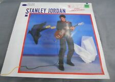 STANLEY JORDAN -MAGIC TOUCH- 1984 MEXICAN LP STILL SEALED SMOOTH JAZZ