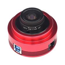 "ZWO ASI120MM-S Monochrome 1/3"" CMOS USB3.0 Camera with Autoguider Port"