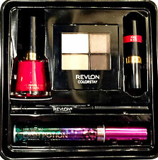 REVLON LOVE MAKEUP GIFT COLLECTION LIMITED SHADOW MASCARA POLISH LIPSTICK LINER
