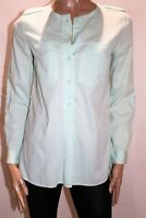 COUNTRY ROAD Brand Light Green Long Sleeve Shirt Top Size XS LIKE NEW #AN02