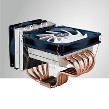 Titan Fenrir Siberia Edition CPU Cooler Fan 12cm 14cm Fans TTC-NC55TZ(RB)