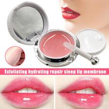 Essential Oil Hydrating Lip Mask Cream Night Repair Sleep Lip Cream Moisturizing