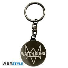 Watch Dogs Schlüsselanhänger Logo NEU & OVP