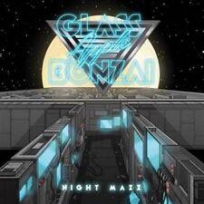 GLASS APPLE BONZAI Night Maze CD 2015 LTD.500