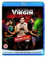 The 40 Year-Old Virgin [Blu-ray] [Region Free] [DVD][Region 2]