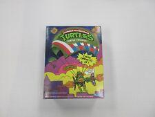 1988 TMNT NINJA TURTLES TURTLE TROOPER FIGURE PARACHUTE UNUSED W/ BOX