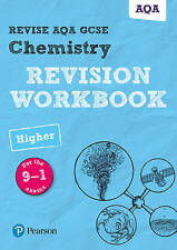 Revise AQA GCSE Chemistry Higher Revision Workbook: (9-1) exams by Nora Henry