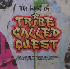 A Tribe Called Quest Best Of CD NEW SEALED Can I Kick It/Bonita Applebum/Hot Sex