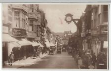 Hampshire; Winchester, High St RP PPC Unposted, By Photochrom, 30s Street Scene