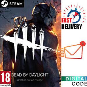 Dead by Daylight - Standard UNCUT - PC Steam Game Digital Key - Global