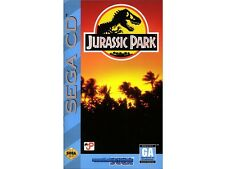 # Sega Mega-CD-Jurassic Park (US) - TOP #