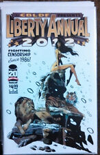 The CBLDF Presents Liberty Annual 2012 New Unread Walking Dead & Rachel Rising