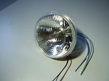 Scheinwerfer Einsatz 5 3/4 Zoll kleiner Glasscheinwerfer 12V mit Standlicht ECE