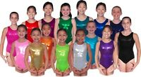 NEW! Mystique Gymnastics Leotard  - Variety of colors