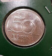 Hungary 2004 Coin - 50 FIORINO HUF-Hungary in the EU