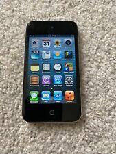 Apple iPod touch 4th Generation Black 8GB