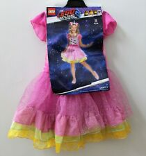 The LEGO Movie 2 Unikitty Deluxe Child Costume Size Large 10-12, Brand NEW!